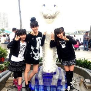 babymetal 2012年シンガポールドキュメンタリー