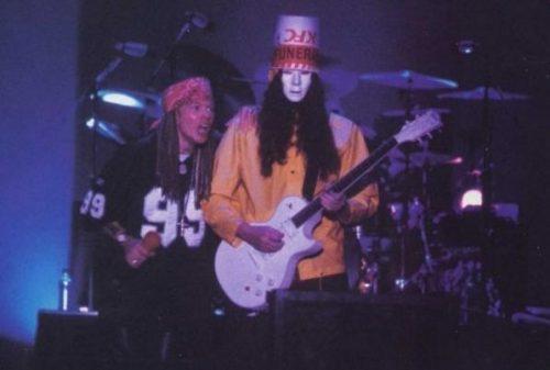 Guns N' Roses with Buckethead